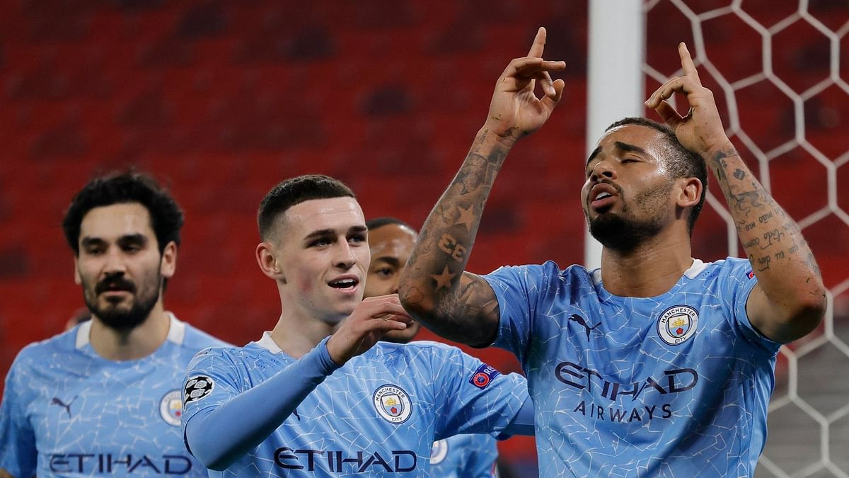 UEFA Champions League : বুরুশিয়া মুনশেনগ্লাডবাখকে ২-০ গোলে হারালো ম্যান সিটি