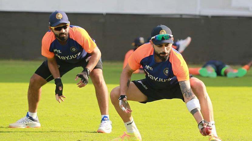 রাত পোহালেই ভারত ইংল্যান্ড প্রথম Test Match
