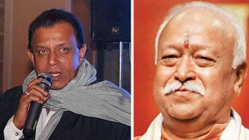 মিঠুন চক্রবর্তীর বাড়িতে RSS প্রধান মোহন ভাগবত - রাজনৈতিক মহলে জল্পনা