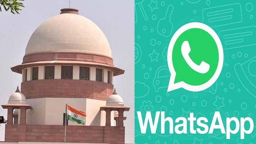 প্রাইভেসি পলিসির ব্যাখ্যা চেয়ে WhatsApp-কে নোটিশ শীর্ষ আদালতের