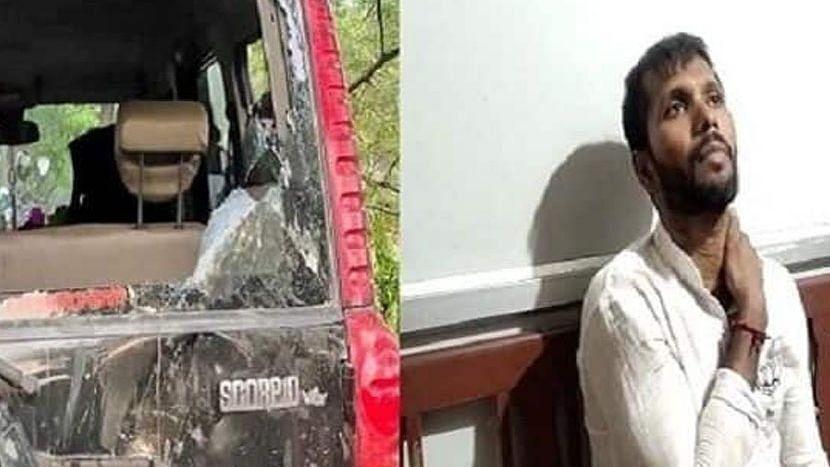 WB Election 21: প্রচারের শেষ বেলায় আক্রান্ত, ওয়াই প্লাস নিরাপত্তা বিজেপি প্রার্থী অশোক দিন্দার
