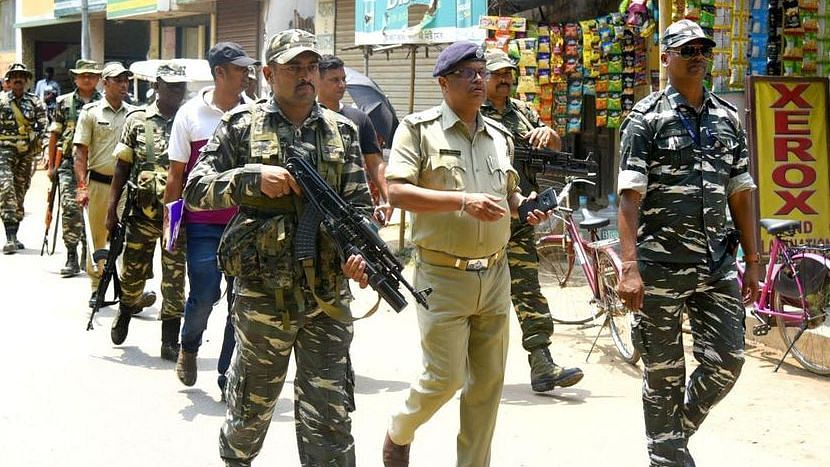 চার কেন্দ্রের উপনির্বাচনে ৯২ কোম্পানি কেন্দ্রীয় বাহিনী! এত বেশি কেন প্রশ্ন রাজনৈতিক মহলে