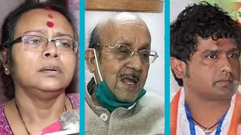 WB Election 21: তড়িঘড়ি দল বদলেও বিজেপির তালিকায় নেই সোনালী গুহ, দীপেন্দু বিশ্বাস, জটু লাহিড়ীরা