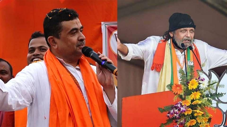 WB Election 21: শুভেন্দুর মনোনয়ন পর্বে সঙ্গী মিঠুন! জল্পনা নন্দীগ্রাম জুড়ে
