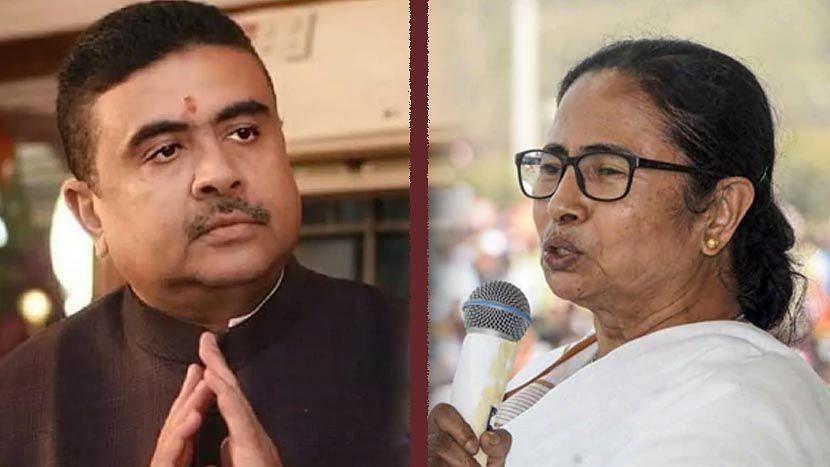 WB Election 21: দুই কেন্দ্রের তালিকায় নাম - শুভেন্দু অধিকারীর বিরুদ্ধে কমিশনের দ্বারস্থ তৃণমূল