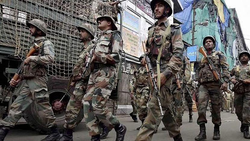 WB Election 2021: পঞ্চম দফার ভোটে ১০৭১ কোম্পানি কেন্দ্রীয় বাহিনী মোতায়েন থাকছে