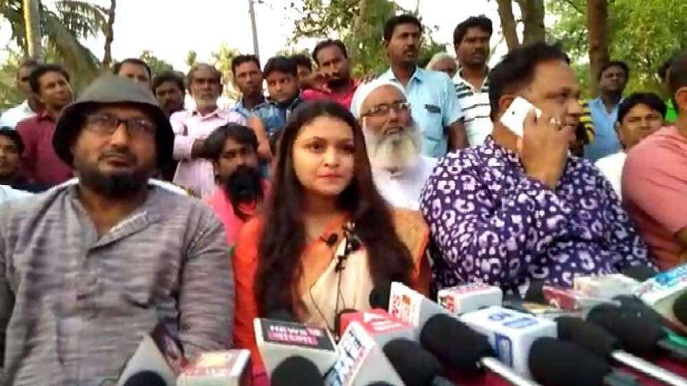 WB Election 21: জলঙ্গিতে দলীয় প্রার্থী না-পছন্দ, নির্দল হয়ে লড়বেন তৃণমূলের জেলা পরিষদের সদস্যা