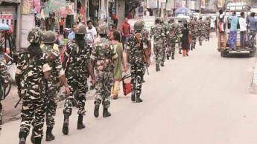 WB Election 21: প্রথম দফার জন্য ৯৫৬ কোম্পানি কেন্দ্রীয় বাহিনীর দাবি কমিশনের