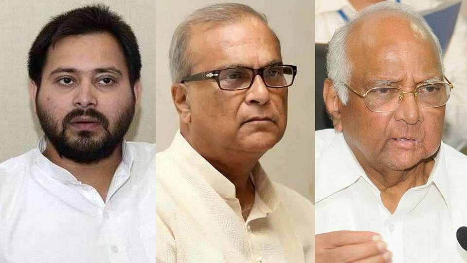 WB Election 21: তেজস্বী-শরদকে তৃণমূলের হয়ে প্রচার না করার অনুরোধ কংগ্রেস নেতা প্রদীপ ভট্টাচার্যের