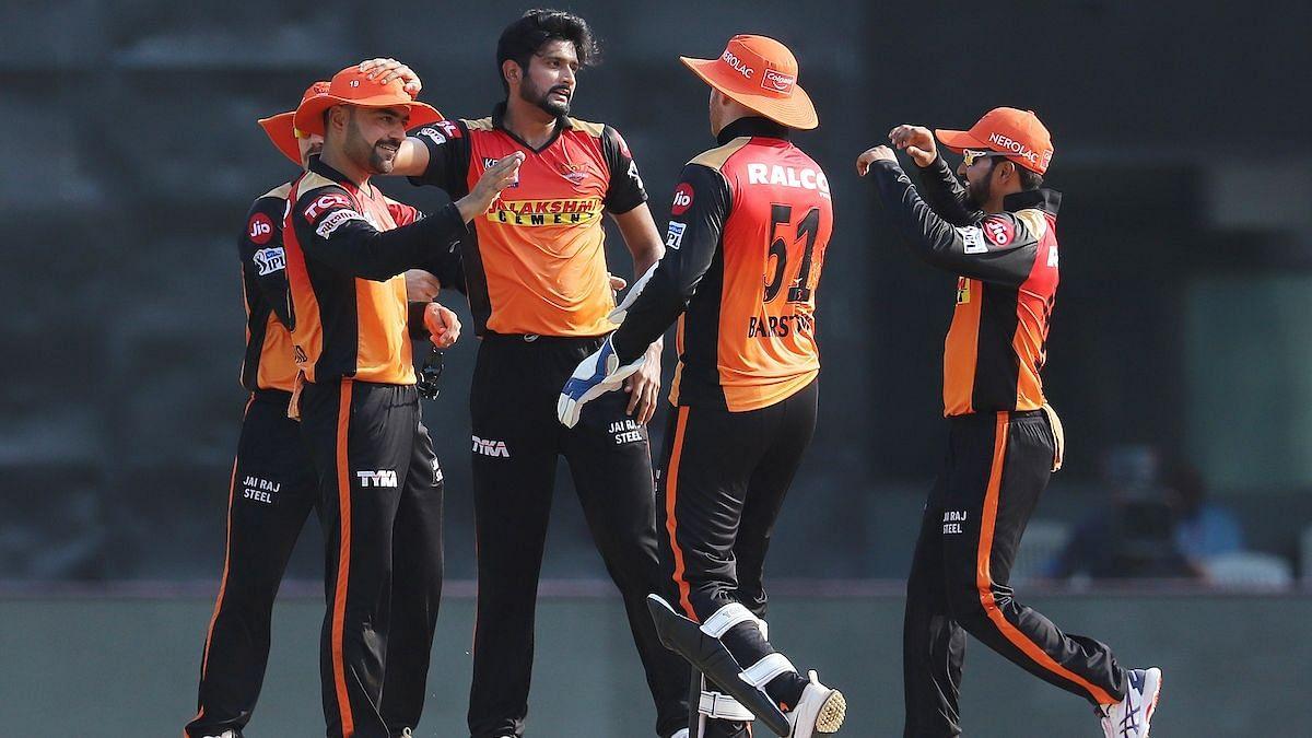 IPL 21: হায়দরাবাদের দাপুটে বোলিংয়ে ১২০ রানেই অলআউট পাঞ্জাব কিংস