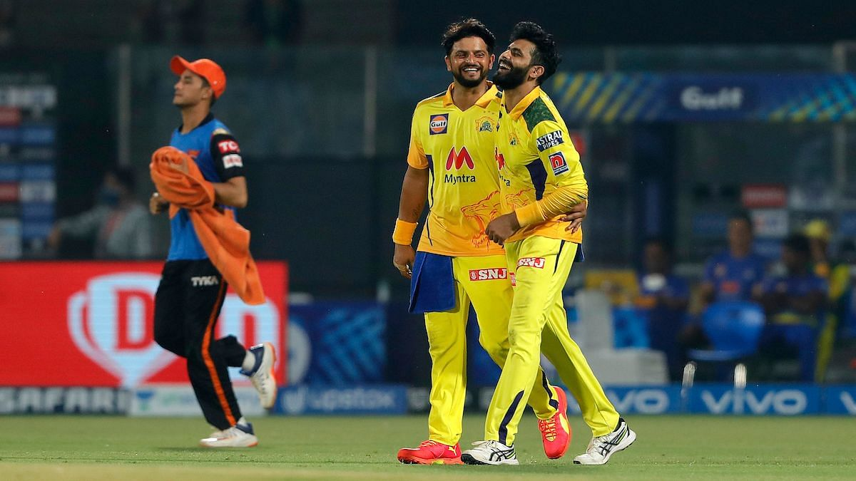 IPL: চেন্নাইয়ের সামনে ১৭২ রানের লক্ষ্য হায়দারাবাদের