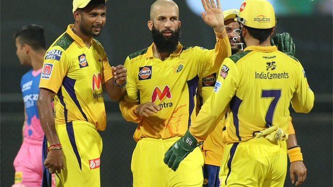 IPL: ওয়াংখেড়ের ২২ গজে মঈন আলি ম্যাজিকে ১৪৩ রানে শেষ রাজস্থান, ৪৫ রানে জয়ী চেন্নাই