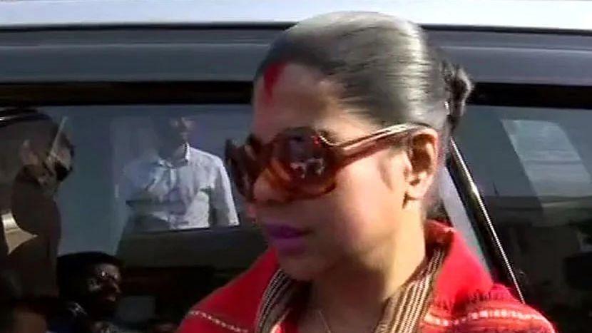 WB Election 21: বহিরাগত নিয়ে বুথে টহলের অভিযোগ ভারতী ঘোষের বিরুদ্ধে, কমিশনে নালিশ তৃণমূলের