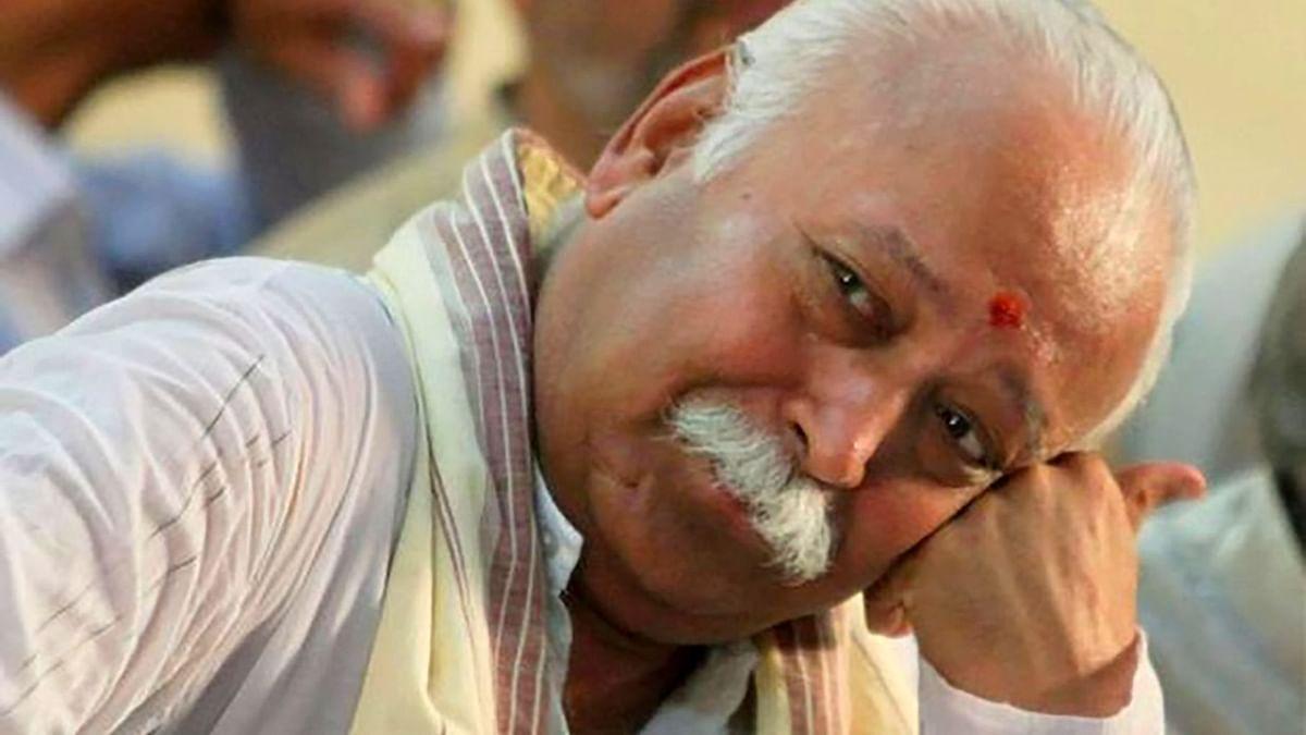 ভ্যাকসিনের প্রথম ডোজ নেওয়ার পরেও করোনা আক্রান্ত RSS প্রধান মোহন ভাগবত