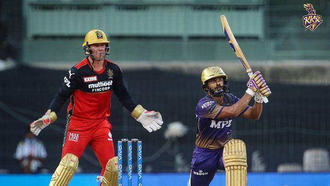 IPL: বেঙ্গালুরুর বিরুদ্ধে ১৬৬ রানেই গুটিয়ে গেল নাইট ইনিংস, ৩৮ রানে হার