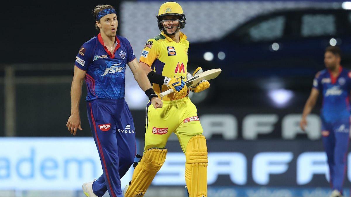 IPL 2021 : দিল্লির সামনে ১৮৯ রানের টার্গেট রাখলো চেন্নাই সুপার কিংস