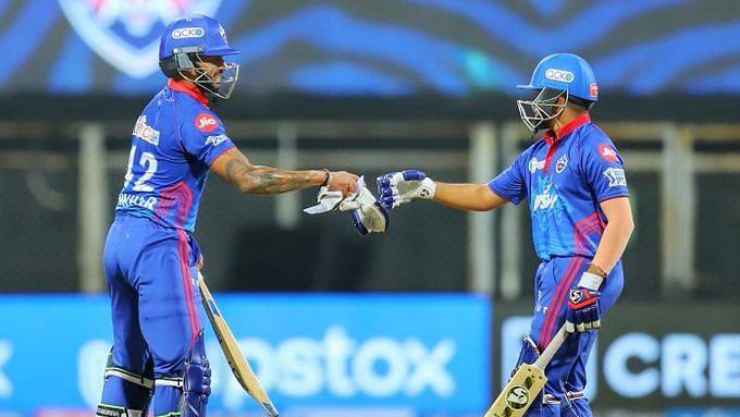 IPL: চেন্নাইয়ের ১৮৯ রানের লক্ষ্য ৮ বল বাকি থাকতেই টপকে গেলো দিল্লি ক্যাপিটালস
