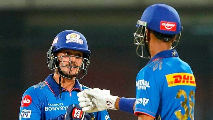 IPL: ছন্দে ফিরলেন ডিকক, রাজস্থানের বিরুদ্ধে ৭ উইকেটে জয় মুম্বাইয়ের