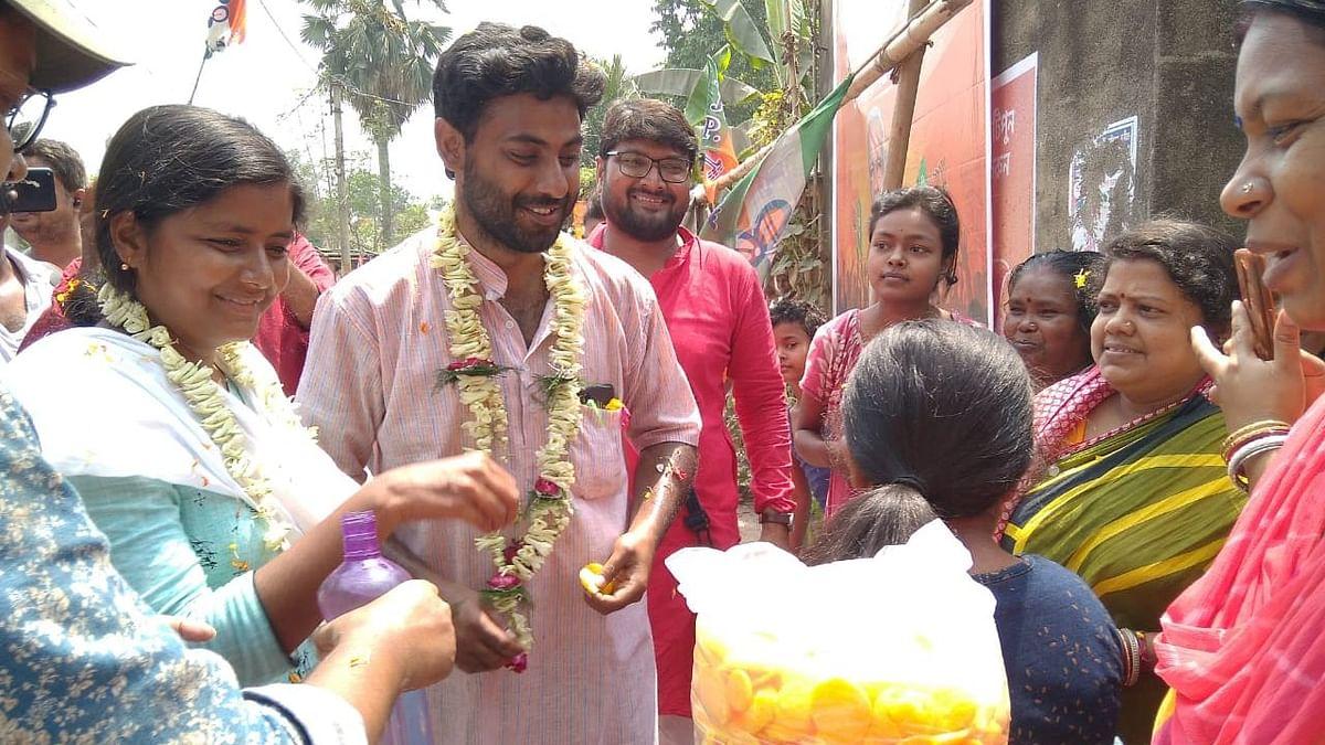 "WB Election 21:  ""সিঙ্গুরের লড়াই আজ বাড়তি প্রেরণা পেল নন্দীগ্রামকে পাশে পেয়ে"" - সৃজন ভট্টাচার্য"