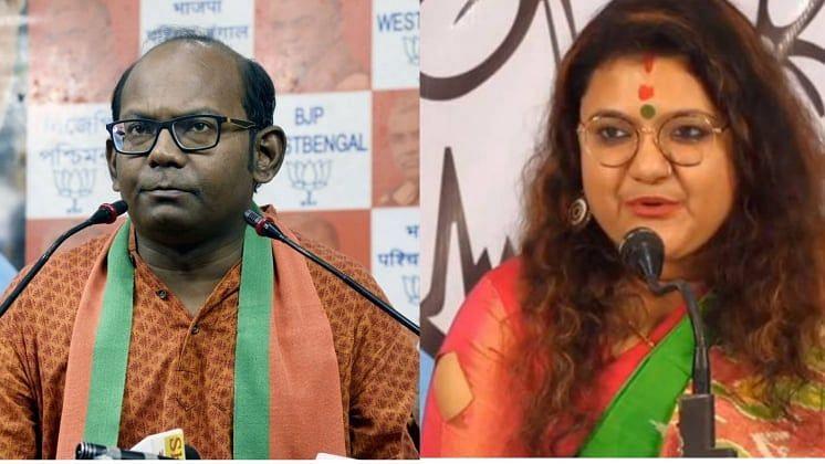 WB Election 21: সায়ন্তন বসু, সুজাতা খাঁ-র নির্বাচনী প্রচারে ২৪ ঘণ্টার নিষেধাজ্ঞা