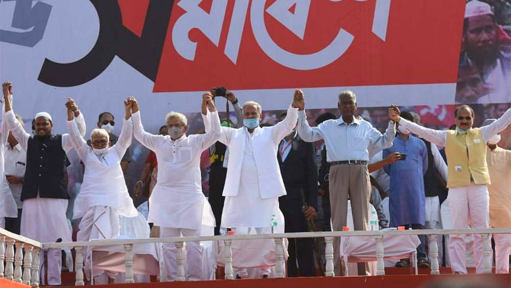 WB Election 21: শীতলকুচির ঘটনায় নিন্দা জানিয়ে উচ্চপর্যায়ের তদন্তের দাবি সংযুক্ত মোর্চার