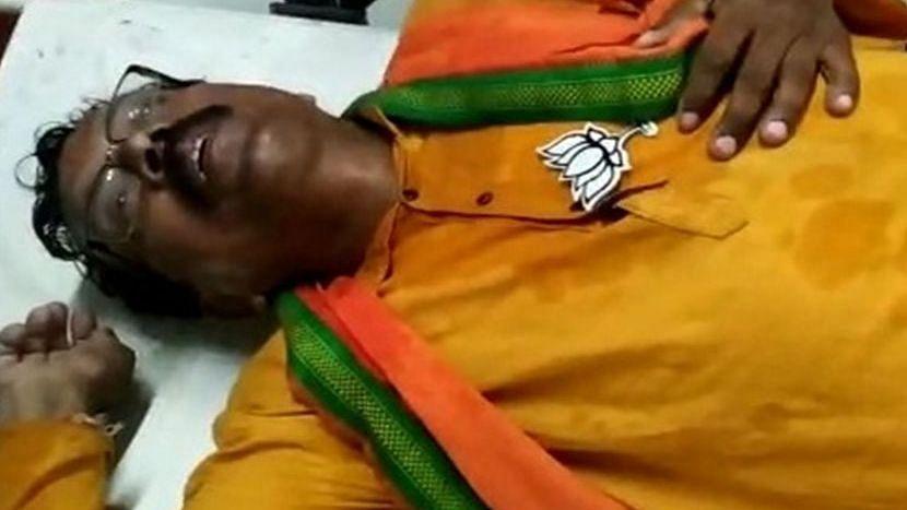 WB Election 21: ডায়মন্ডহারবারে প্রচারে গিয়ে আক্রান্ত BJP প্রার্থী দীপক হালদার, অভিযোগ তৃণমূলের দিকে