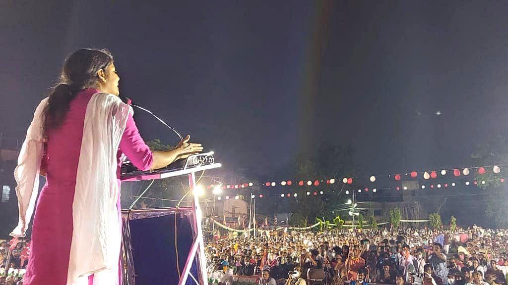 WB Election 21: তৃণমূল-বিজেপি আসলে একটাই গাড়ি, শুধু চালক পাল্টাতে চাইছে - মীনাক্ষী