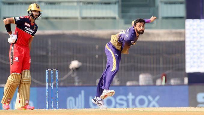 IPL: ডিভিলিয়ার্স ঝড়, কলকাতার সামনে ২০৫ রানের বিরাট লক্ষ্য আরসিবি-র