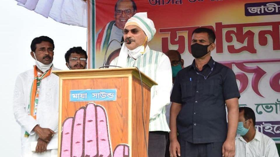 """WB Election 21: """"নির্বাচন বন্ধ হোক এখন, আগে মানুষের জীবন"""" - কমিশনকে অনুরোধ অধীরের"""