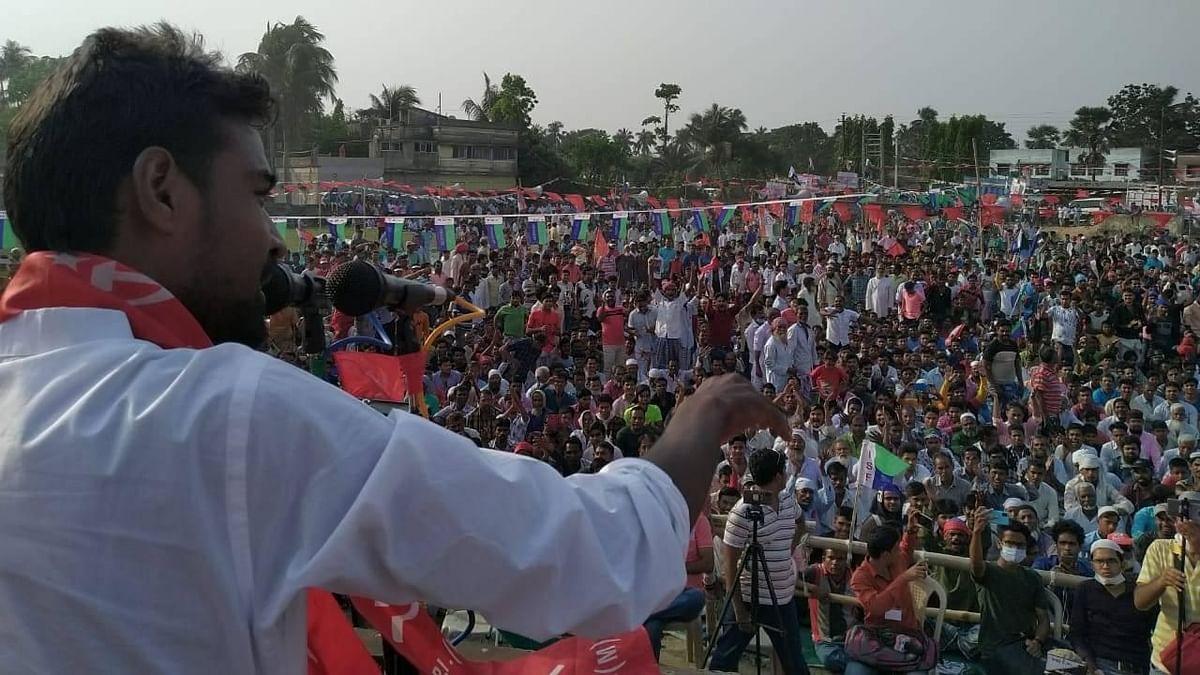 WB Election 21: ডায়মণ্ডহারবারকে স্বপ্ন দেখাচ্ছে বাম প্রার্থী প্রতীক উর রহমান