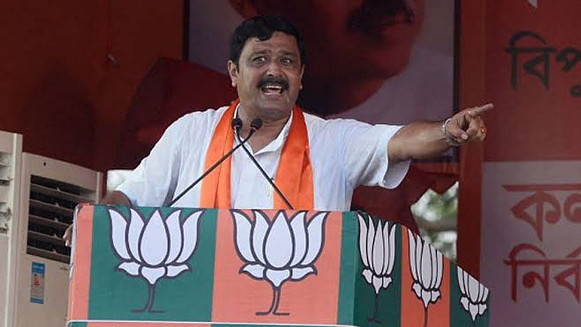 WB Election 21: বিজেপি নেতা রাহুল সিনহার নির্বাচনী প্রচারে ৪৮ ঘণ্টার নিষেধাজ্ঞা কমিশনের