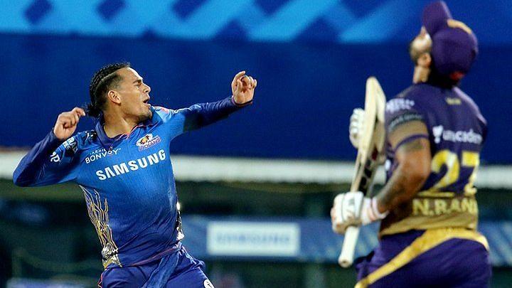 IPL: মুম্বাইকে কম রানে বেঁধেও ম্যাচ হাতছাড়া নাইটদের