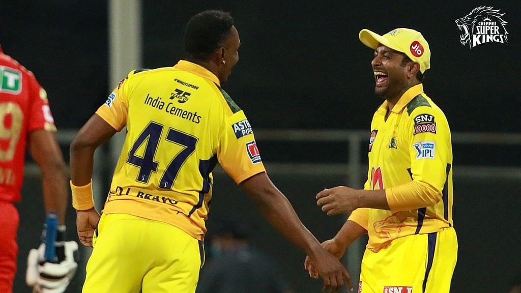 IPL: ২৬ বল বাকি থাকতেই পাঞ্জাবের বিরুদ্ধে জয় হাসিল চেন্নাইয়ের