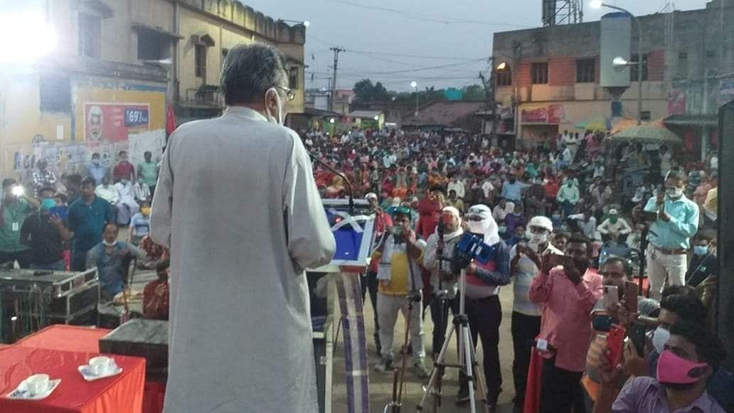 BJP-তৃণমূলের বোঝাপড়ার জন্যই নারদা, সারদা কেলেঙ্কারির অপরাধীরা পার পেয়ে যায় - সূর্যকান্ত মিশ্র