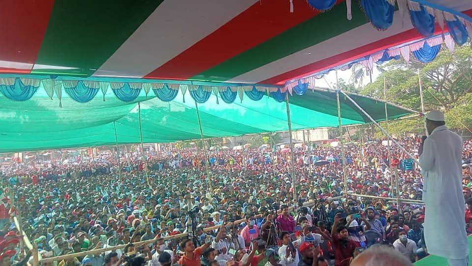 WB Election 21: পদ্মফুলকে আটকাতে জোড়াফুলের কারখানায় তালা ঝোলাতে হবে - আব্বাস সিদ্দিকি