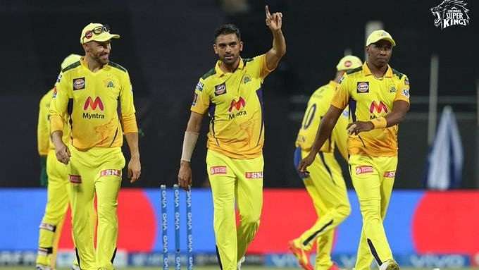 IPL: চেন্নাই পেস আক্রমণে ধরাশায়ী পাঞ্জাব কিংস