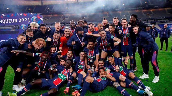 Coupe De France: মোনাকোকে হারিয়ে প্রথম মরশুমেই ডোমেস্টিক ডবল PSG-র পচেত্তিনোর