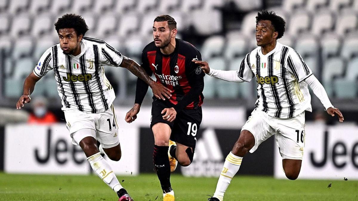 Serie A: এ সি মিলানের কাছে ৩-০ গোলে বিধ্বস্ত রোনাল্ডোর জুভেন্টাস