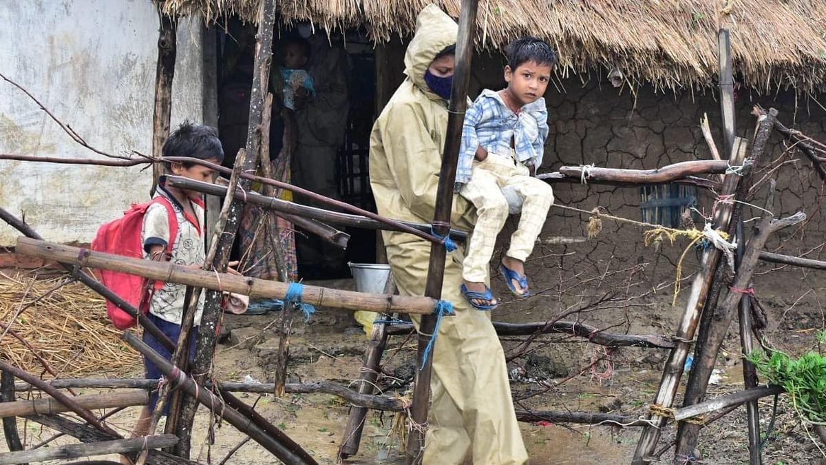 Cyclone Yaas: শক্তি বাড়িয়েছে 'যশ', ওড়িশার দিকে অভিমুখ