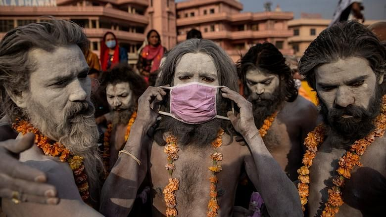 ভারতে করোনার 'সুপার স্প্রেডার' ইভেন্ট ছিল কুম্ভমেলা: রিপোর্ট