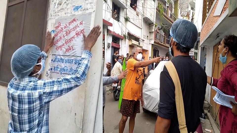 'জনস্বাস্থ্যের অধিকার' নিয়ে প্রচার - সমাজকর্মীদের 'আর্বান নকশাল' অপবাদে বেধড়ক মার যোগী রাজ্যে