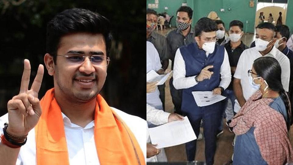 BJP সাংসদ তেজস্বী সূর্যের হাসপাতাল সফরে নাম উল্লেখ করা মুসলিম কর্মীরা এখনও কর্মহীন