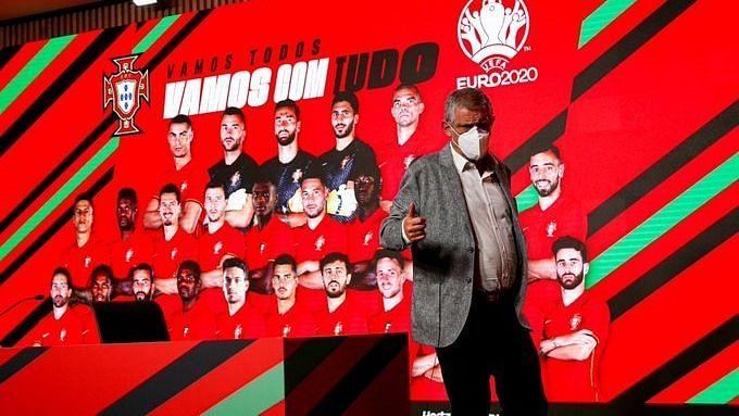 UEFA EURO: ২৬ জনের দল ঘোষণা পর্তুগালের, নেতৃত্বে ক্রিশ্চিয়ানো রোনাল্ডো