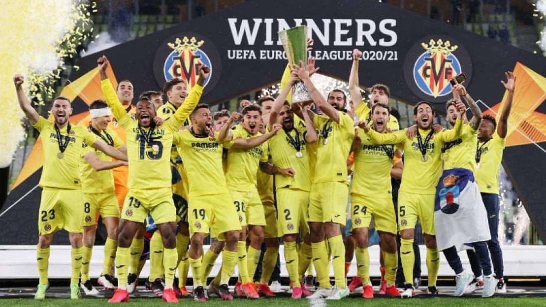 UEFA Europa League: ম্যান ইউকে হারিয়ে প্রথমবার শিরোপা জিতলো ভিলারিয়াল