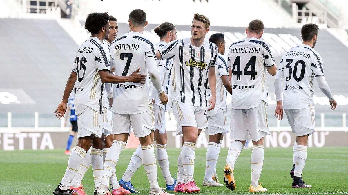 Serie A: ইন্টার মিলানের বিরুদ্ধে জয় ছিনিয়ে নিলো দশ জনের জুভেন্তাস