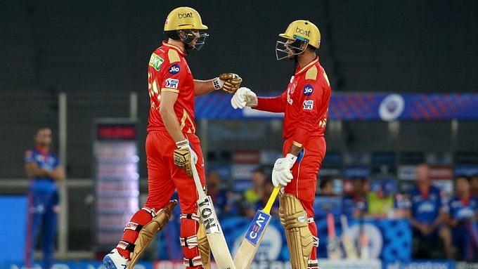 IPL: সেঞ্চুরি হাতছাড়া মায়াঙ্কের, দিল্লির বিরুদ্ধে ১৬৬ রানের লক্ষ্য পাঞ্জাবের