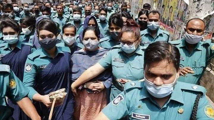 Bangladesh: সাংবাদিক নিপীড়নের ঘটনায় দেশ জুড়ে নিন্দা ও প্রতিবাদ