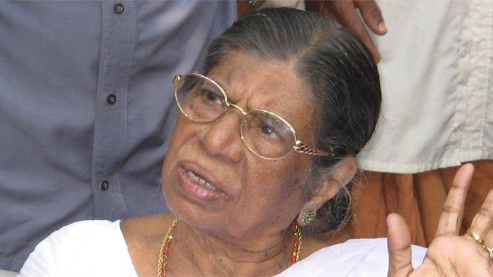Kerala: প্রয়াত প্রবাদপ্রতিম বামনেত্রী গৌরীআম্মা