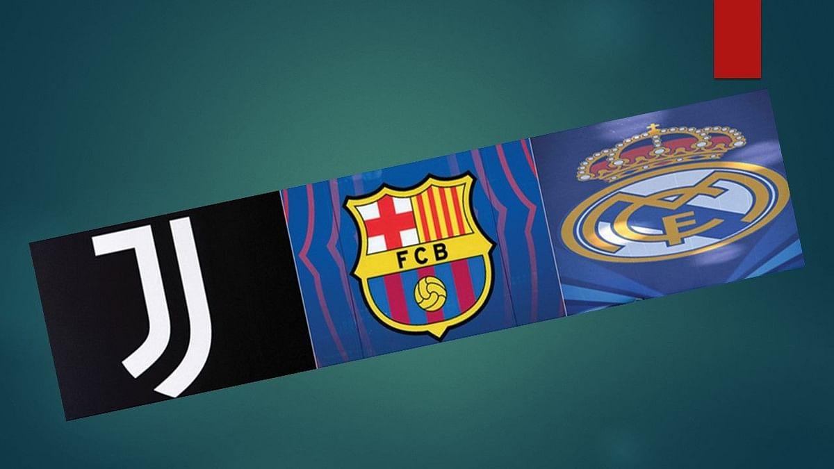 Super League: ৯ ক্লাব সরে দাঁড়ালেও সরছে না বার্সেলোনা, রিয়েল মাদ্রিদ ও জুভেন্টাস