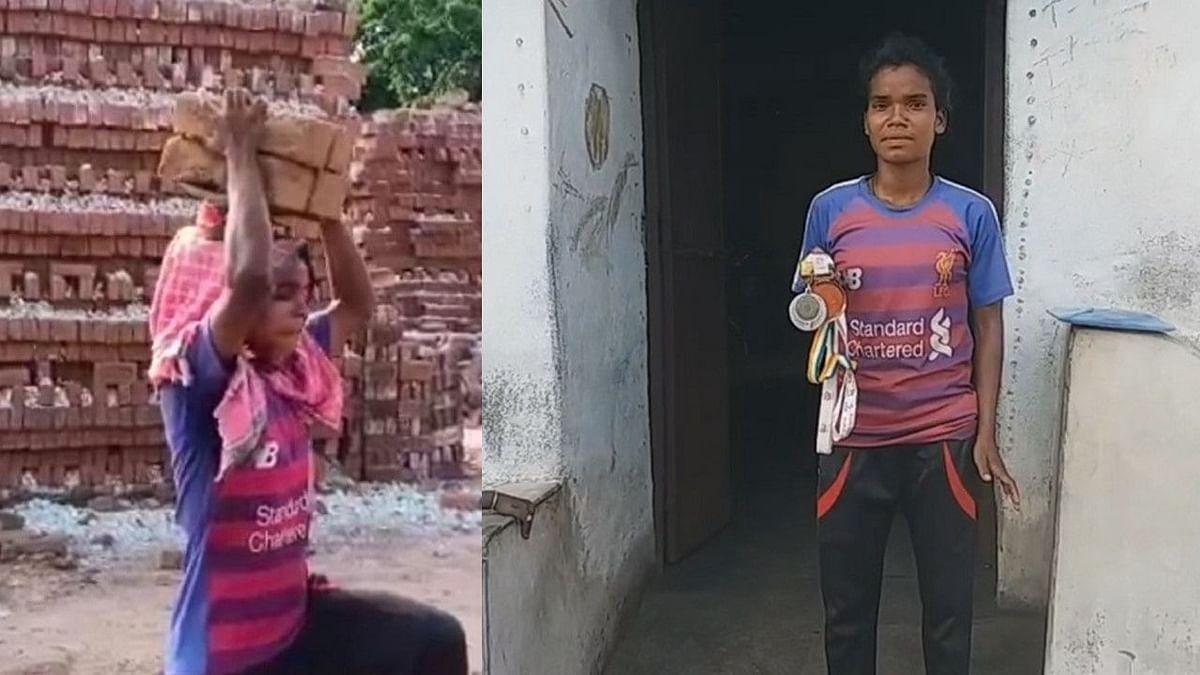 অভাবের তাড়নায় জাতীয় মহিলা দলের ফুটবলার ইট ভাটার শ্রমিক, 'দেশের লজ্জা' - মহিলা কমিশন